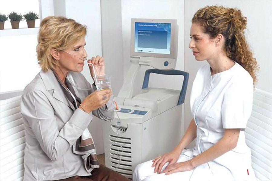 Breath Test /Test del Respiro